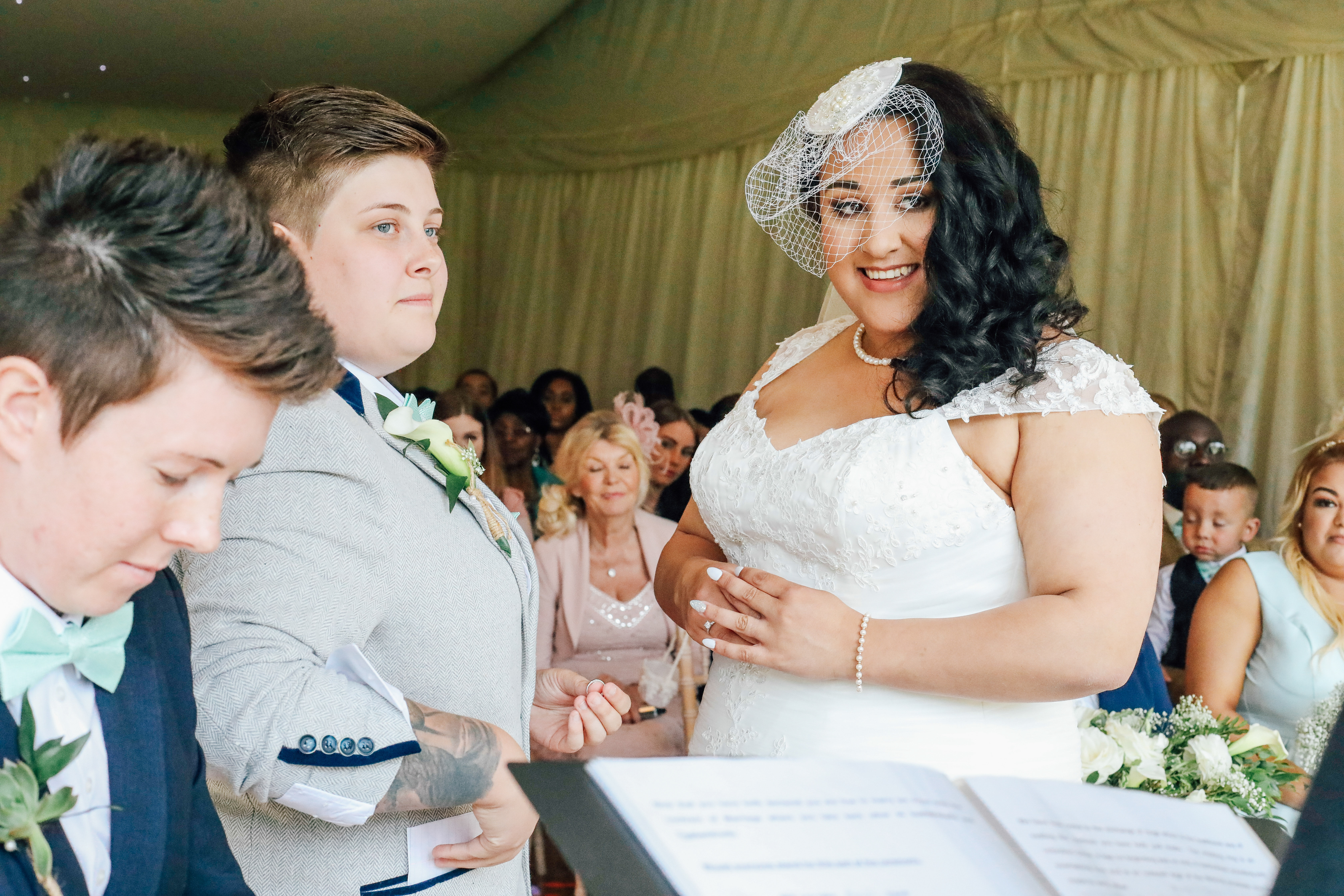 Civil Partnership Wirral Photography