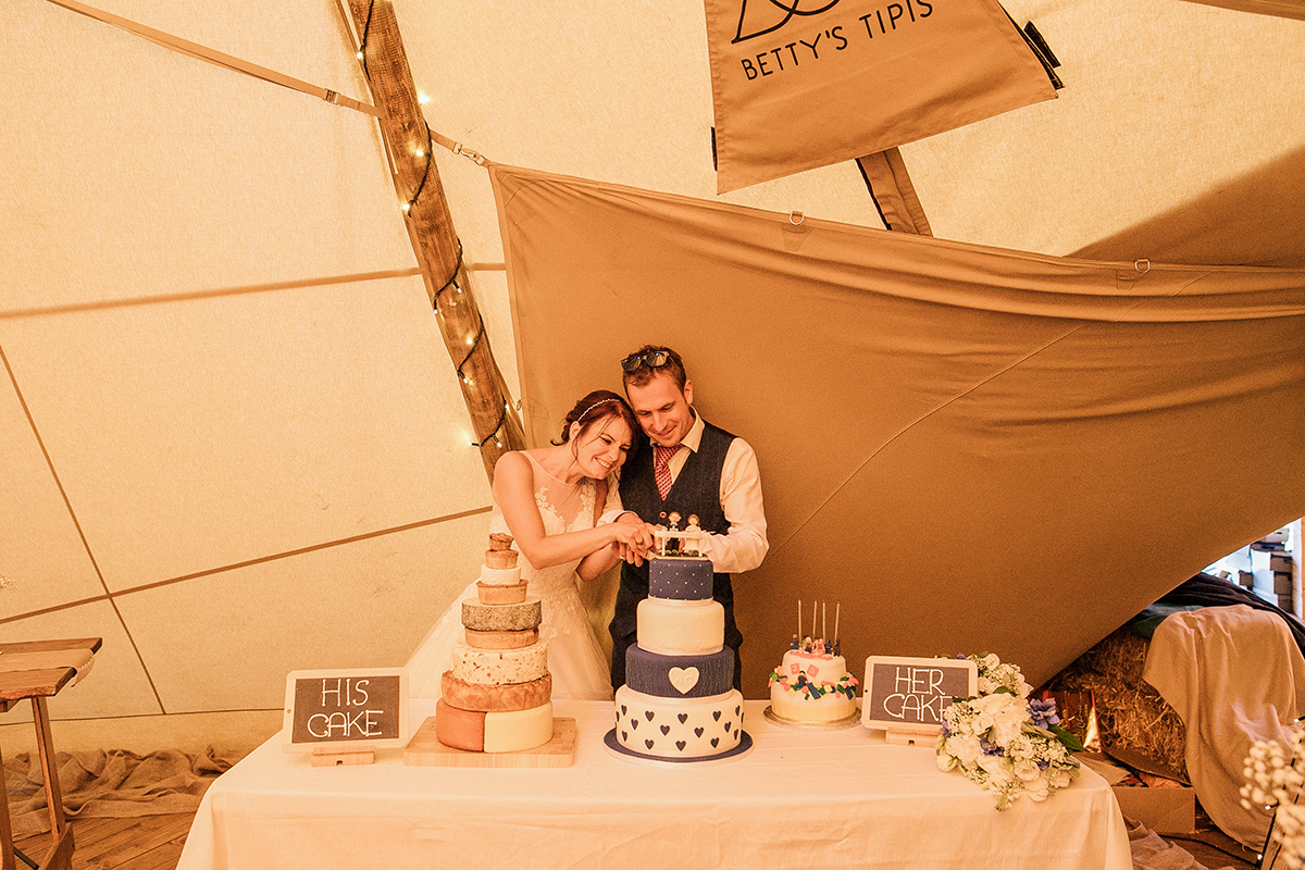 Tipi Wedding Alternative Wedding Liverpool and Manchester Photographer