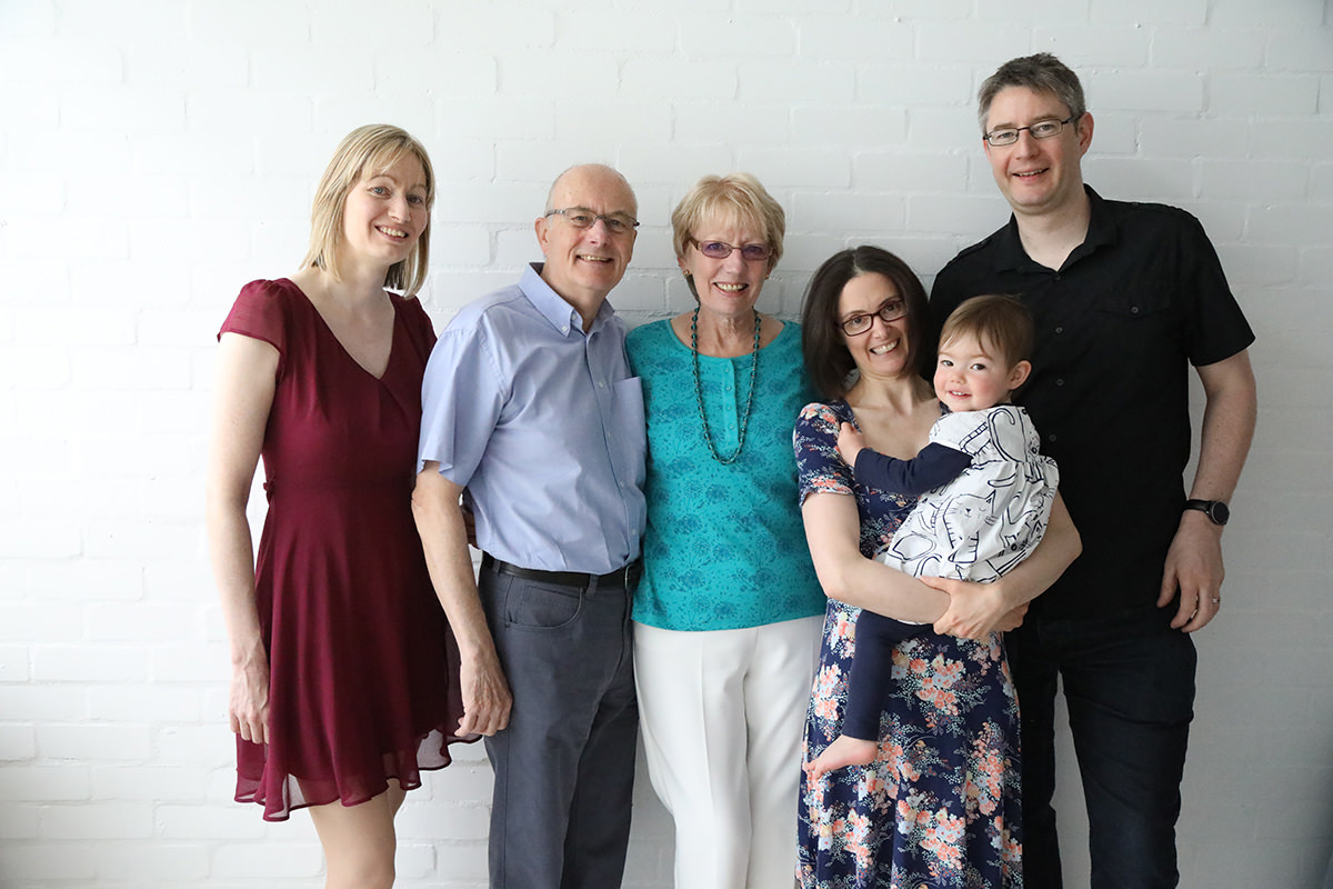 Family Portraits Cheshire and Stockport