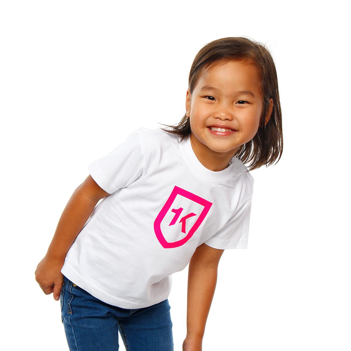 Camiseta bebé blanca