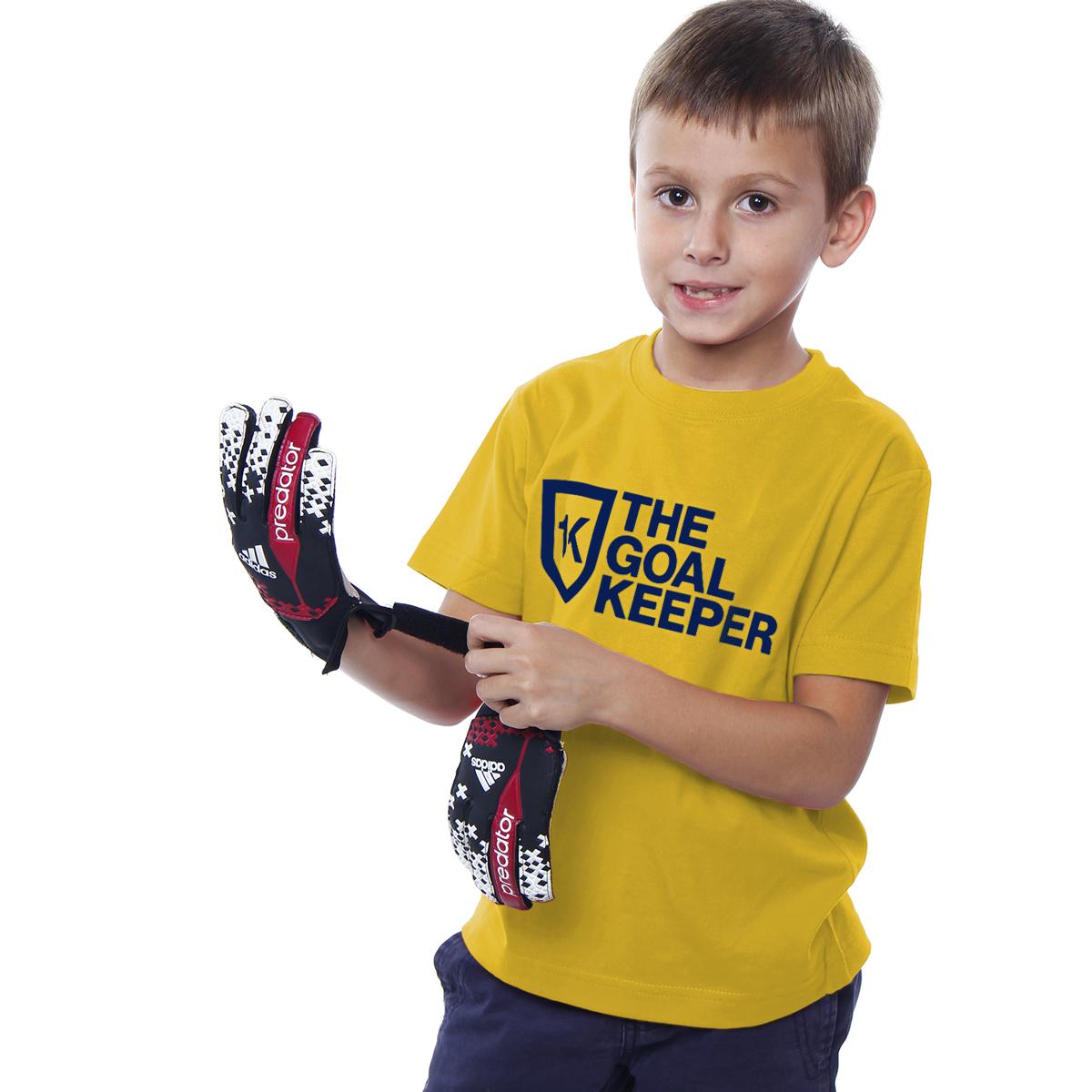 Camiseta The Goal Keeper