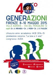 M13-Congresso AUDA 2015_Locandina