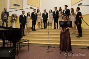 Roma Romena_25 anni presenza Italia_coro bel canto e soprano irida d.
