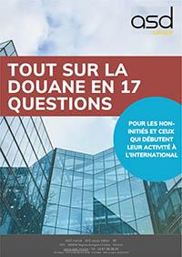 Livre Blanc ASD Group : Tout Sur La Douane En 17 Questions
