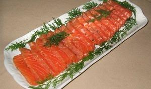 Tomates farcies au crabe par ma cuisine sant - Saumon gravlax rapide ...