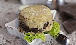 Bouchées de foie gras au chocolat épicé