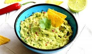 Le guacamole parfait | Del's cooking twist