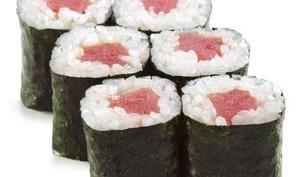 Sushi au thon - Tekka-maki-zushi