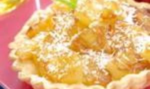 Tartelettes des tropiques