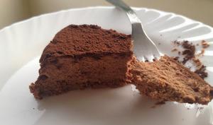 marquise au chocolat par spizzica in salento