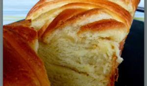 Brioche au bon go t de beurre fait maison par cooking - Brioche au beurre maison ...