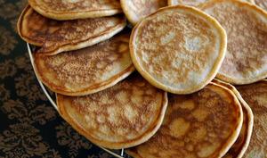 La pâte à pancakes