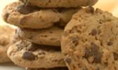 Cookies américains à la noix de coco et pépites de chocolat