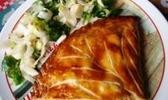 Chausson au poulet