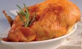 Escalopes de poulet au paprika