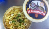 La pizza camembert'in
