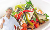 Salade marine de tony parker