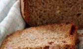 Pain de son de blé à la poire et au gingembre