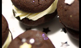 Whoopies pies de nouvel an