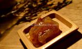 Confiture d'oignons au vinaigre de xérès, rhum et sirop d'erable