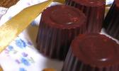 Chocolats noirs maison aux spéculoos