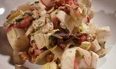 Salade d'endives aux noix et au gorgonzola