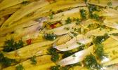 Anchois marinées-boquerones en vinagre
