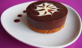 Tartelette chocolat noir - spéculoos