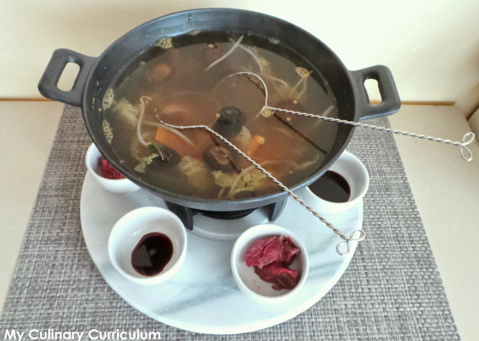 Fondue chinoise ma fa on par my culinary curriculum - Fondue vietnamienne cuisine asiatique ...