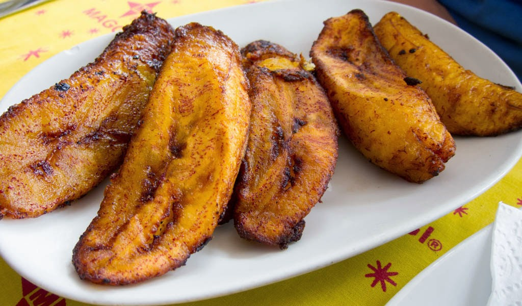 Recettes de ghana et de banane plantain for Authentic african cuisine from ghana
