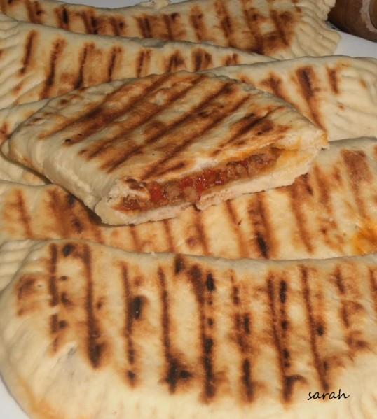 Recettes de viande hach e par sarah chaussons cuits la - Cuisiner viande hachee ...