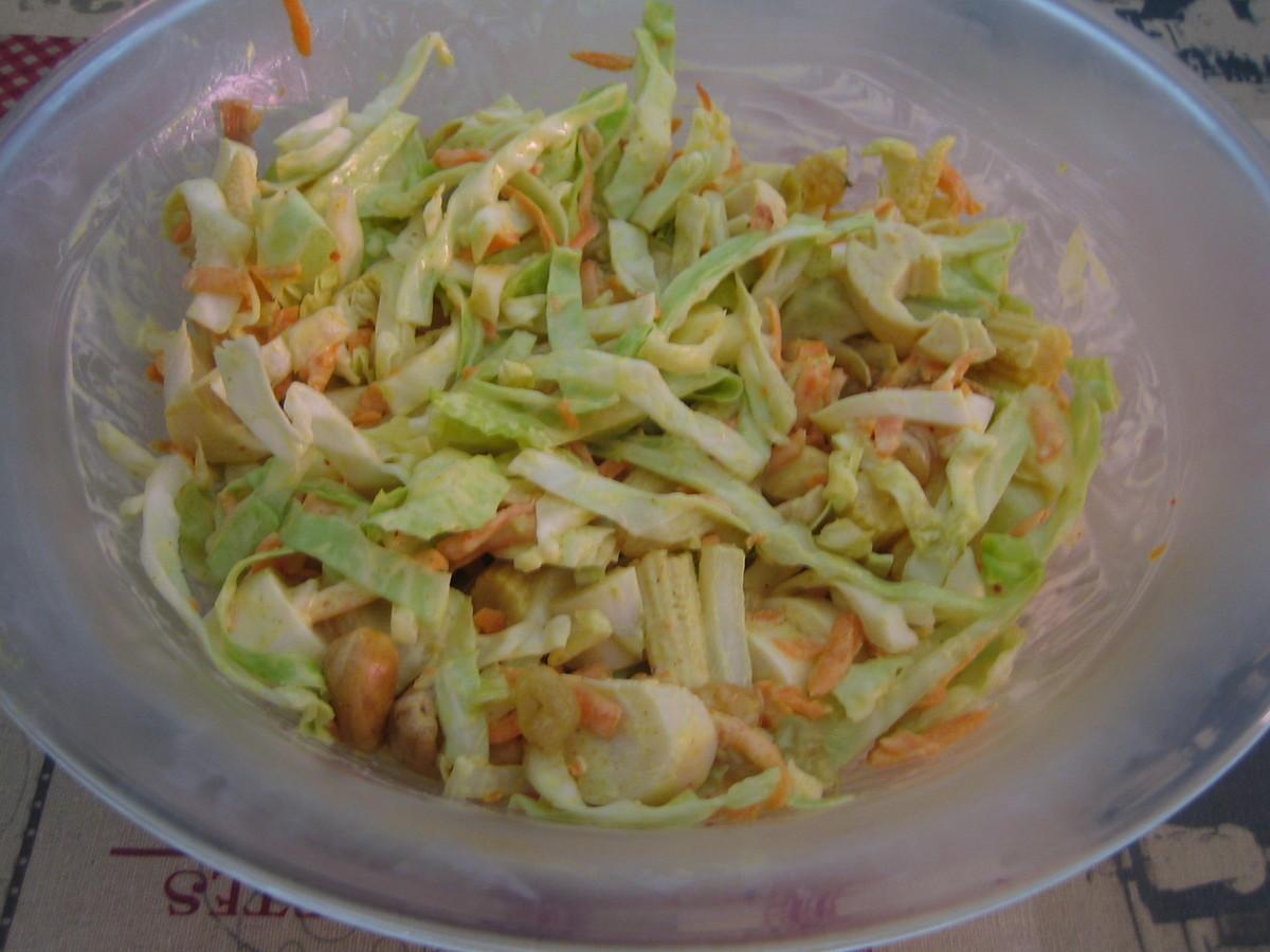 Recettes de sal par salade - Recette de cuisine marmiton entree froide ...