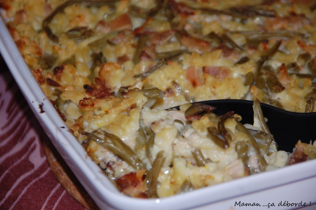 recettes de p 226 tes par maman 231 a d 233 borde gratin de p 226 tes au poulet