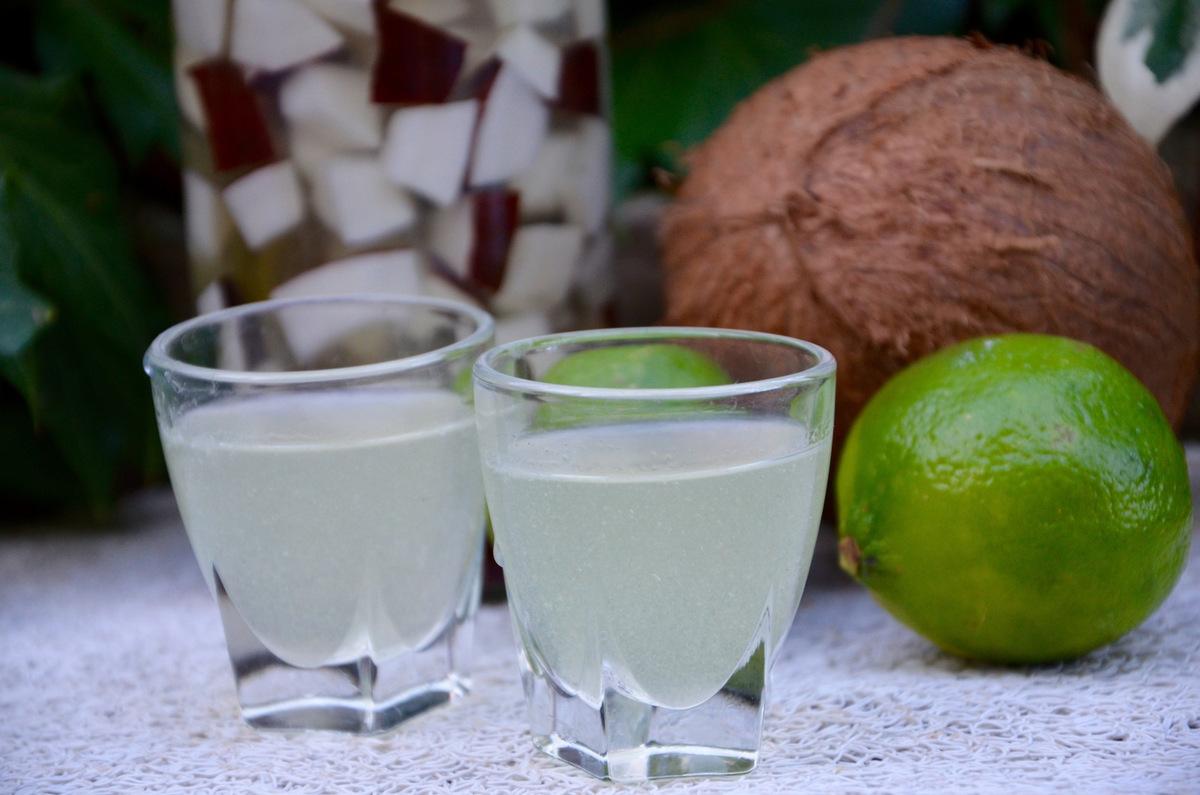 Assez Recettes de rhum arrangé et de citron vert CI93