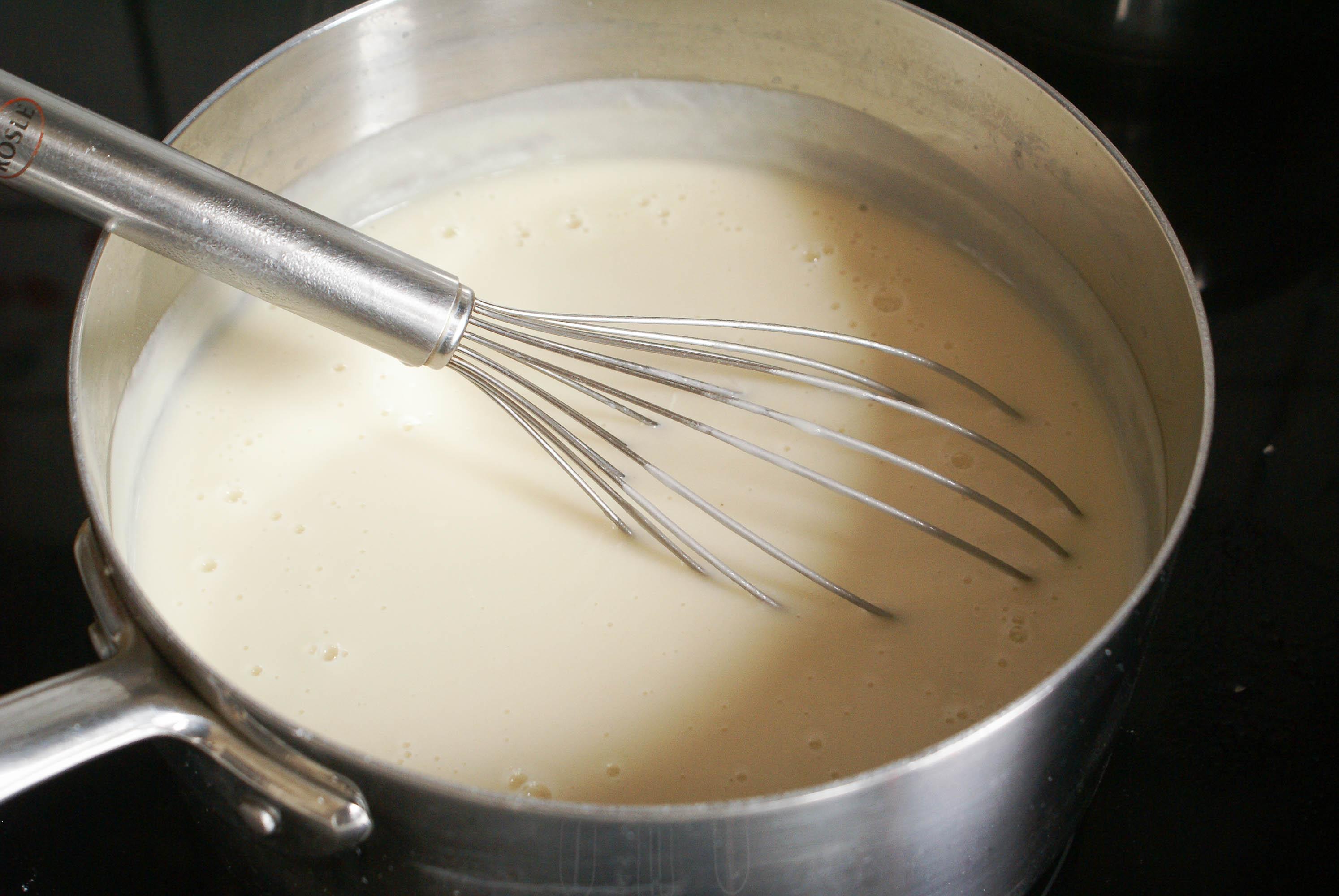 Sauce supr me recette de velout de volaille cr m par - Comment cuisiner du sanglier sans marinade recette ...