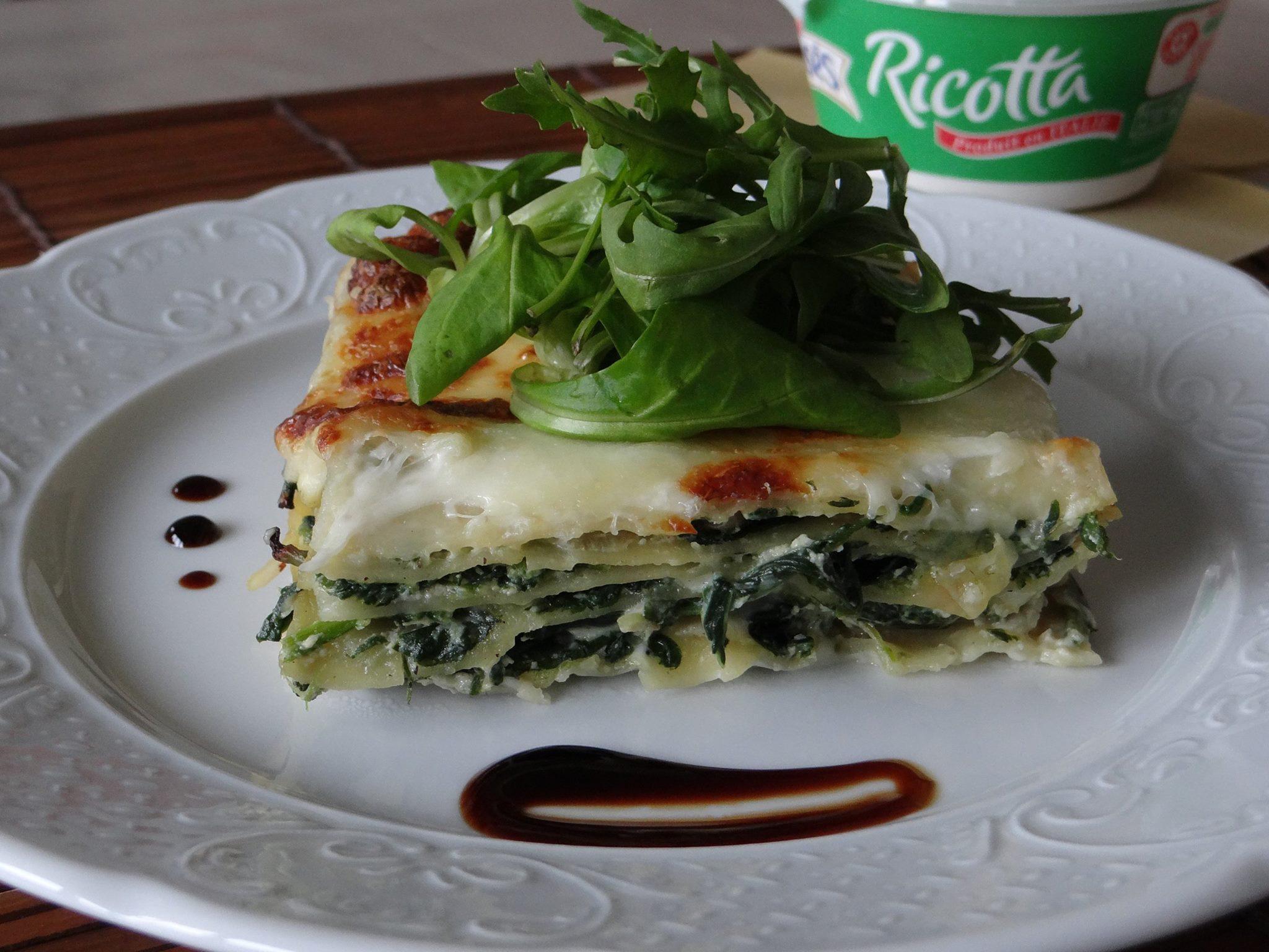 Recettes de ricotta par la cuisine d 39 adeline lasagnes for Aux beaux rivages la cuisine