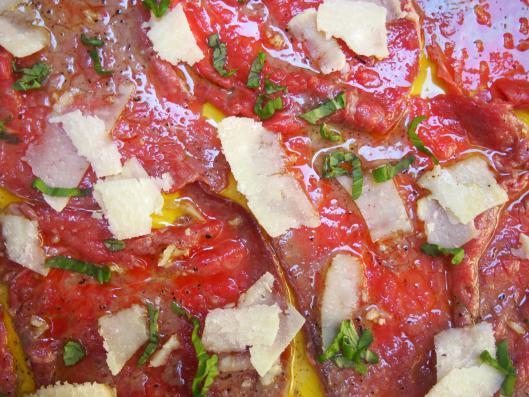 Recettes de carpaccio de boeuf par cuisiner en paix - Cuisiner le paleron de boeuf ...