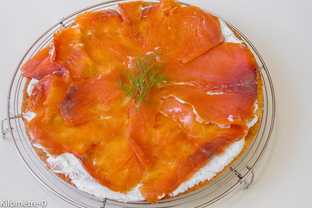 Recettes de saumon fum truite par kilometre 0 tarte - Cuisiner les choux de bruxelle ...