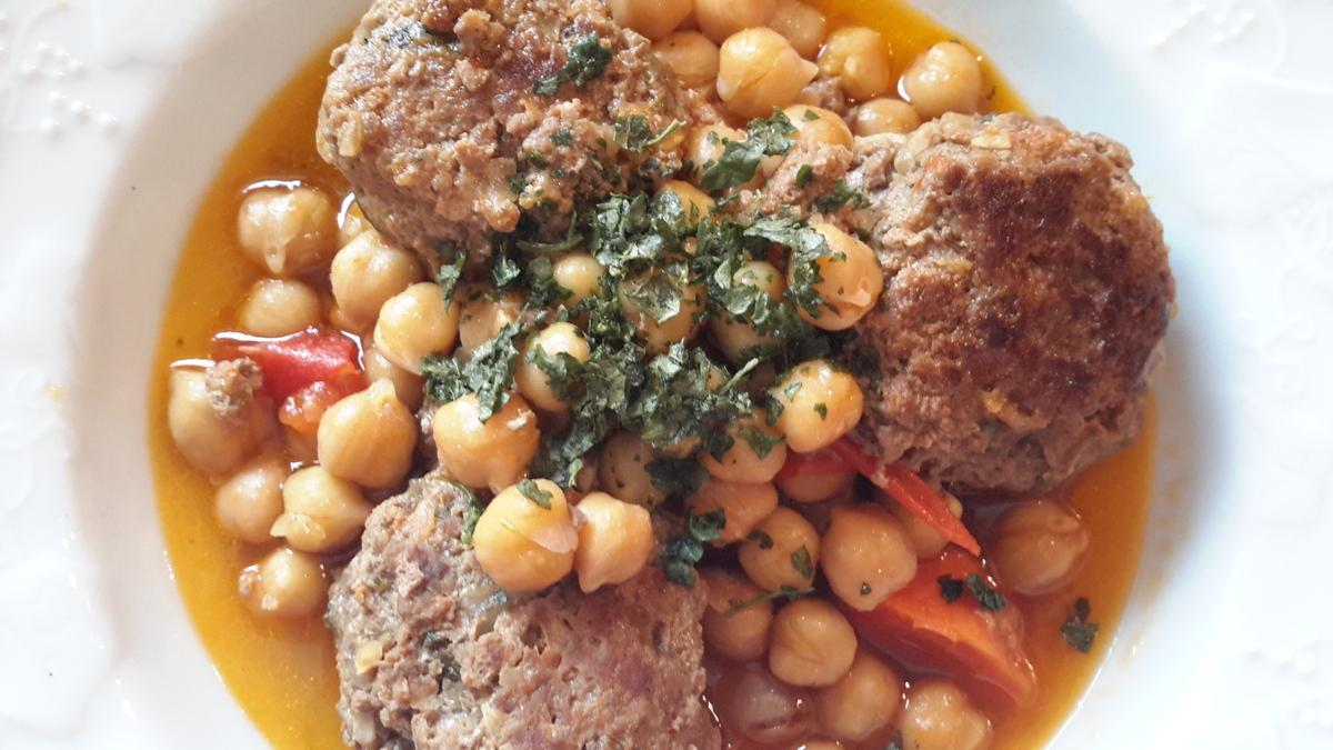Kefta ou boulettes de b uf la libanaise par recettes au - Cuisiner le foie de boeuf ...