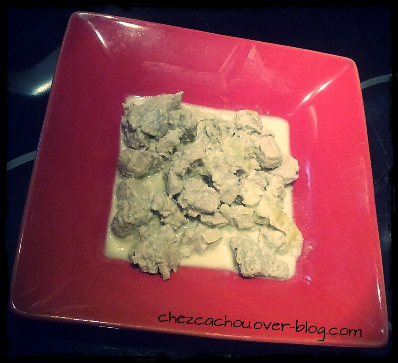 Filet mignon au roquefort par chezcachou - Filet mignon au roquefort ...