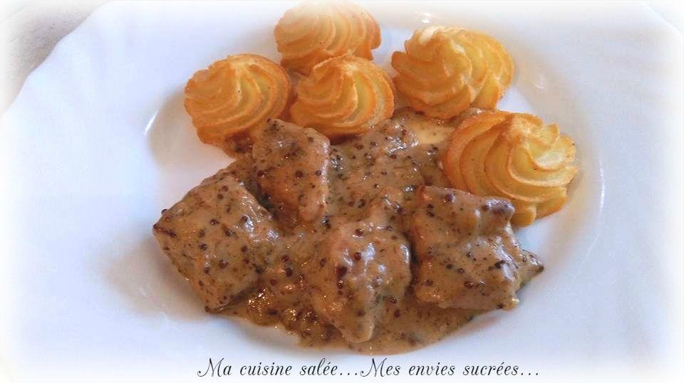 Recettes de porc par ma cuisine sal e mes envies sucr es - Cuisiner rognons de porc ...