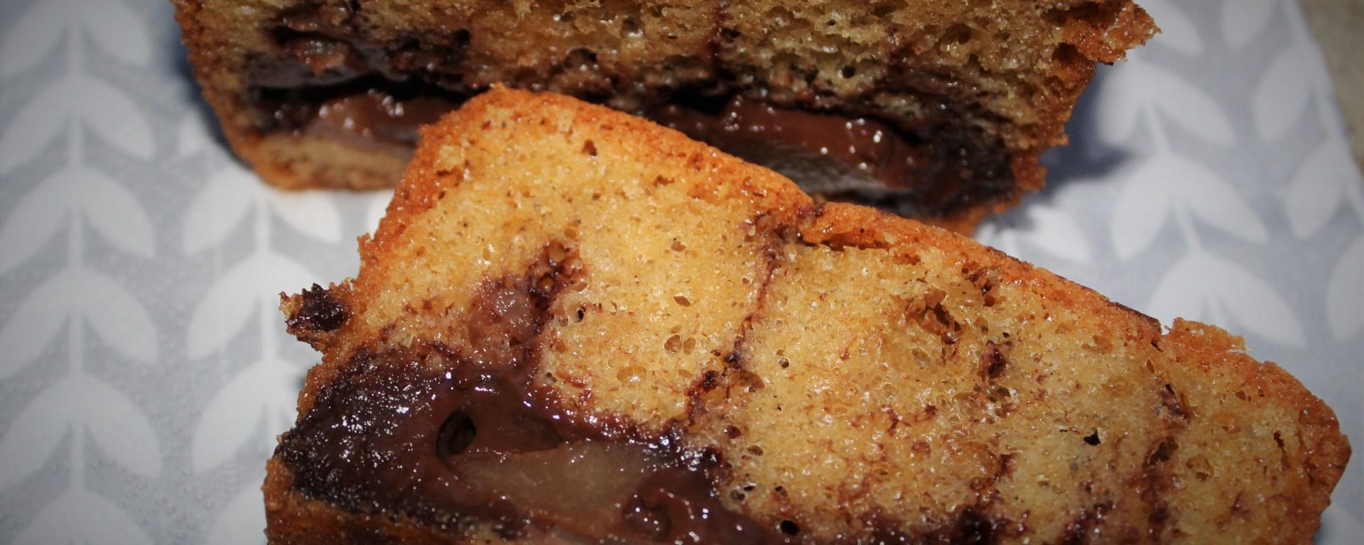 Cake Moelleux Aux Pommes Delicimo