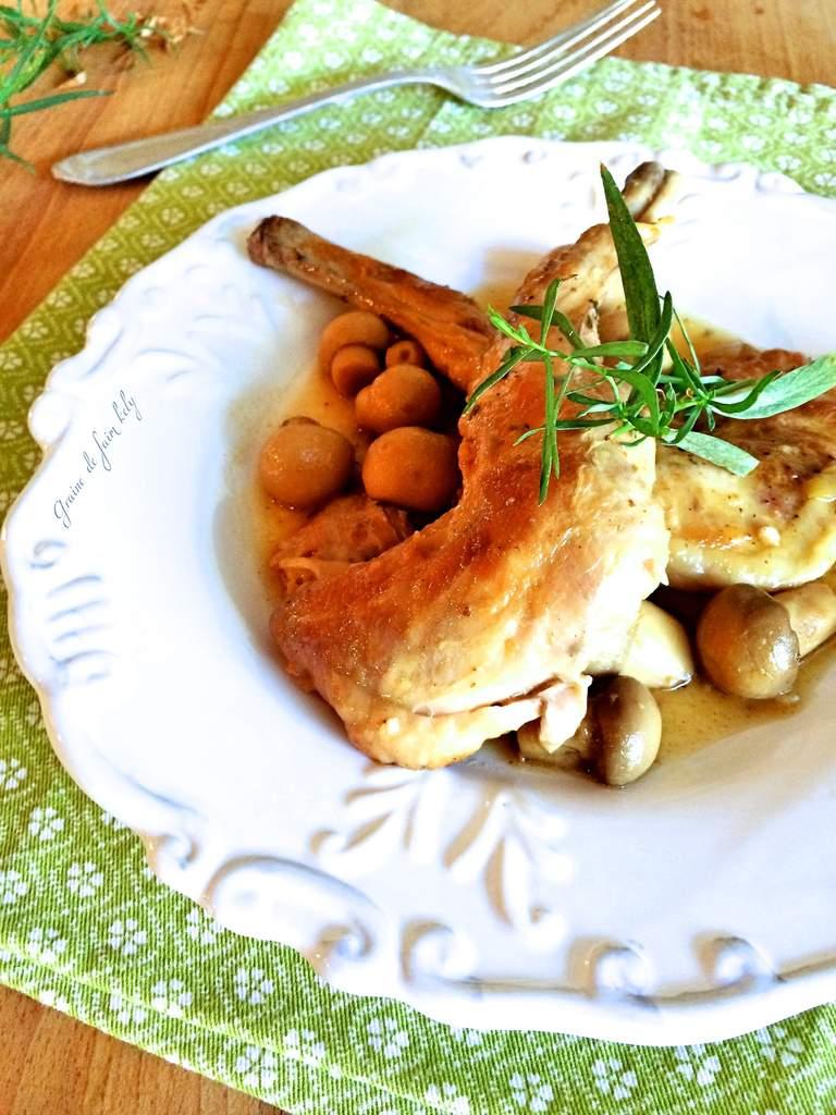 Recettes de plat en sauce id es de recettes base de for Idee plat a cuisiner