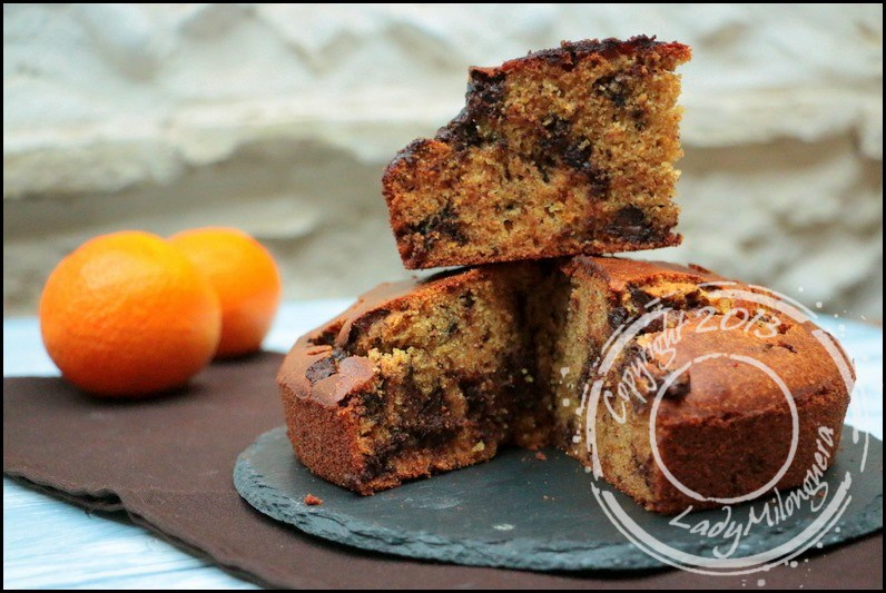 Gâteau Au Yaourt Chocolat Orange Recette Par Happy Papilles