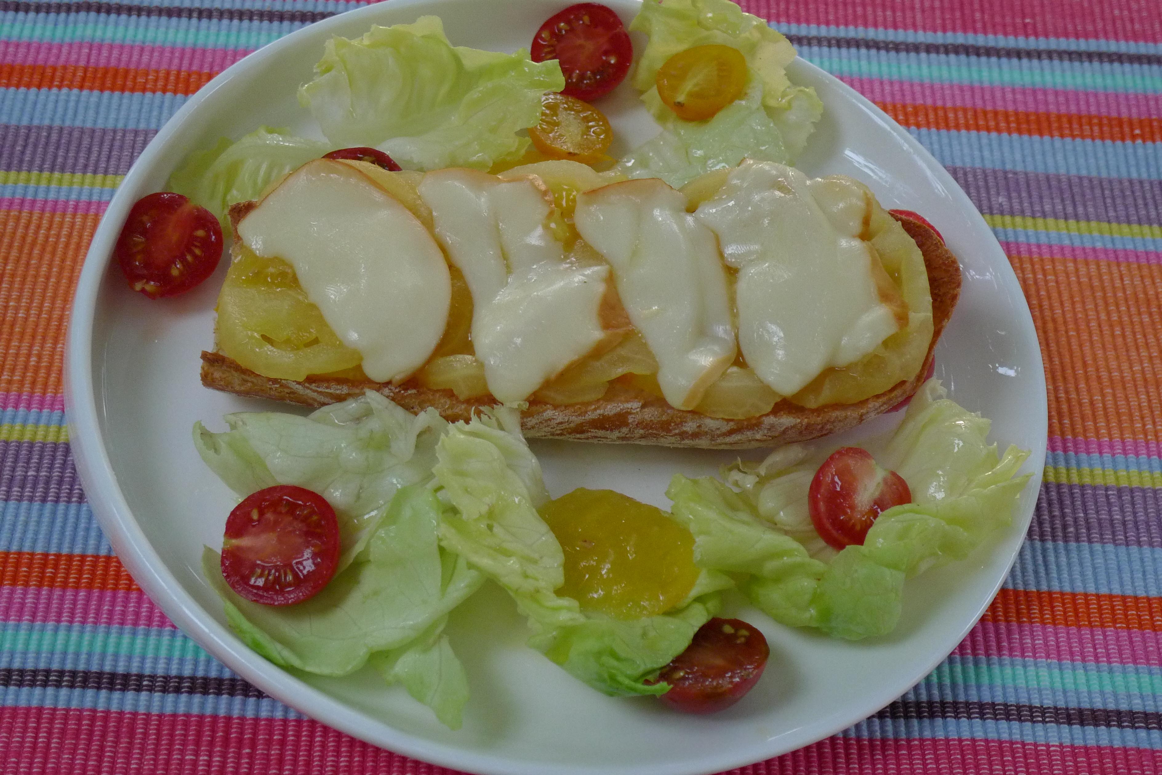 Recettes de tomates ananas par kilometre 0 bruschetta - Cuisiner les choux de bruxelle ...