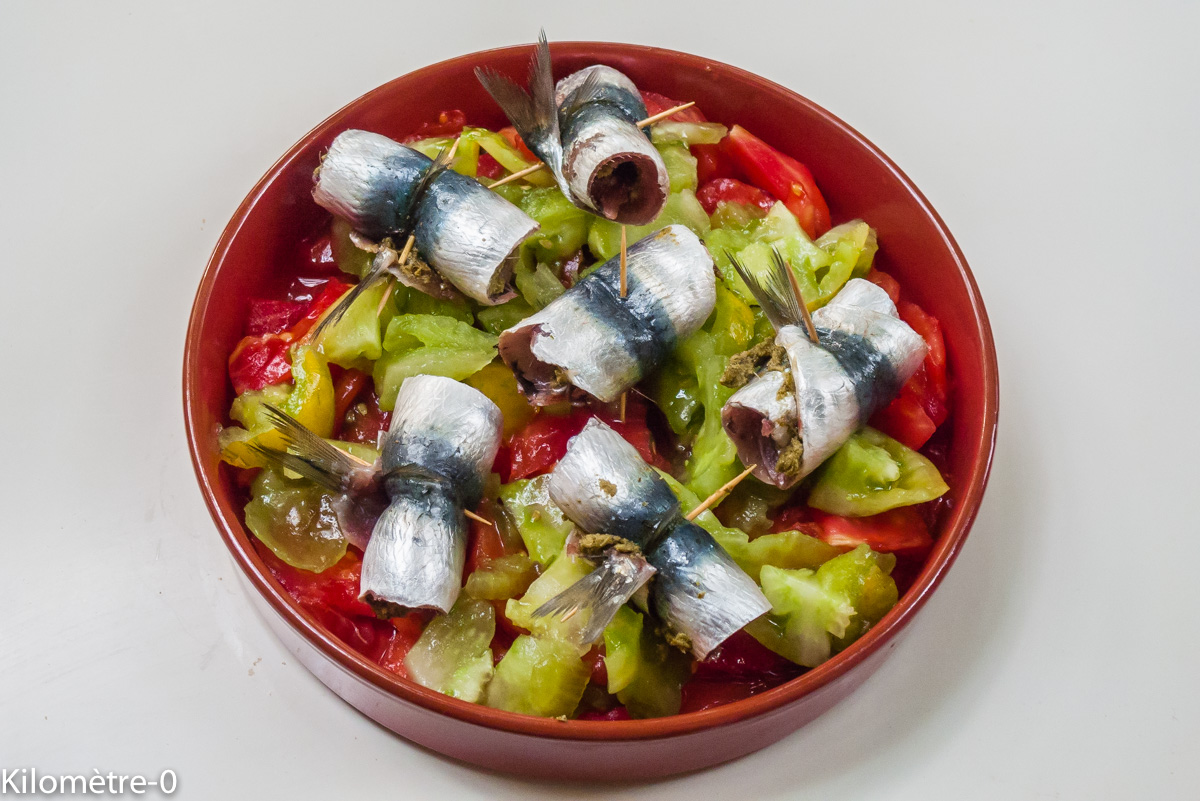 Recettes de sardines farcies par kilometre 0 roul s de - Cuisiner les choux de bruxelle ...