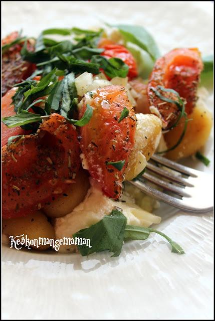 Recettes de gnocchis par keskonmangemaman gnocchi - Cuisiner des gnocchis ...