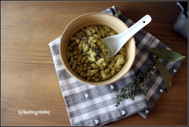 Recettes de laurier par keskonmangemaman flageolets - Cuisiner des flageolets ...