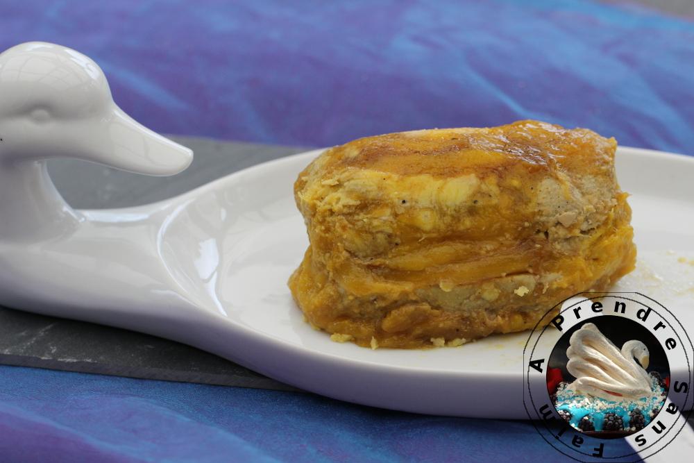 Foie gras mi cuit mangue gingembre par a prendre sans faim - Cuisiner un foie gras congele ...