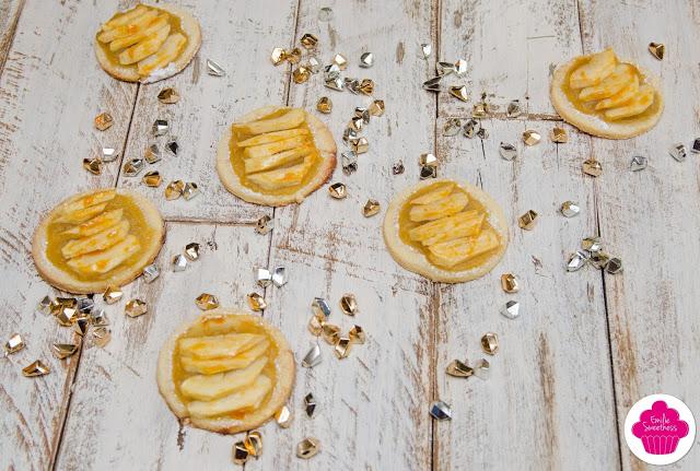 Recettes d 39 abricots par emilie sweetness tartelettes aux - Chantilly maison sans syphon ...